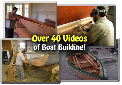 how to build a boat - wood plans