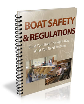 how to build a boat - boat safety