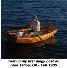 Dory Plans | Build Your Dory Boat with our wooden boat plans