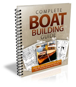 MyBoatPlans® 518 Boat Plans - High Quality Boat Building Plans - Learn How To How To Build A ...