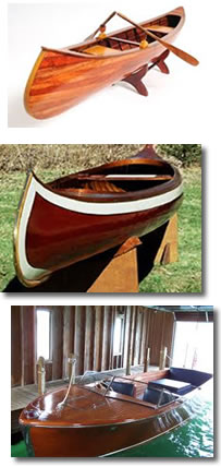 row boats canoes kayaks